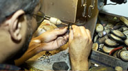 Engagement Ring Polishing and Finishing